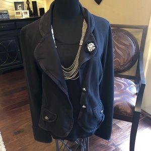 Twisted Heart blazer style jacket super cute